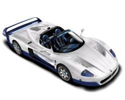 Maserati MC12 by IXXIVVI