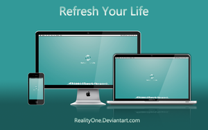 Refresh Your Life by RealityOne