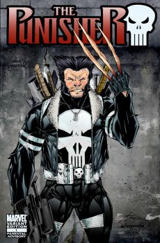 Bone claw Wolverine/Punisher by FilMFlaM