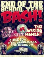 End of scool year Bash by Wyel