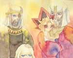 The Portrait of the Family by Inakunaru-Yagi