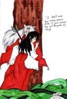 Inuyasha and Kagome my endding by enyce122