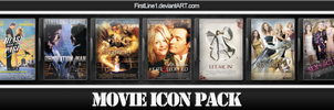Movie Icon Pack 20 by FirstLine1