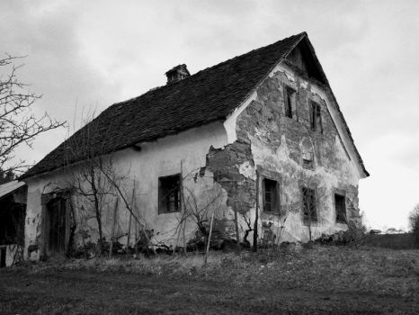 An old house by NotKnownPerson