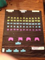Space Invaders by alillama88