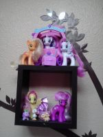 G4 FIM MLP Collection Pic # 2 by Amyatpebble