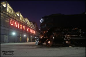 Union Station by DragonWolfACe