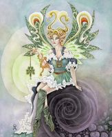 Irish Faery by orafaerygirl