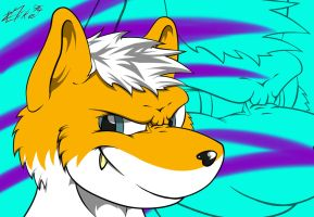 .:FayceShot comiss:. FatPaws by ZLMike
