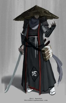 Shinigami by Phil-Sanchez