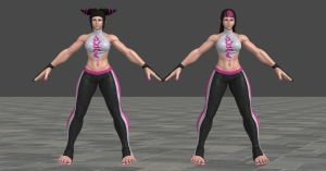 SFV Juri C3 *Updated* by Chrissy-Tee