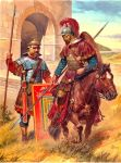 Roman and Byzantine Army by Fall3NAiRBoRnE