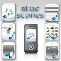 Blue Stones Theme by CelticW0lf