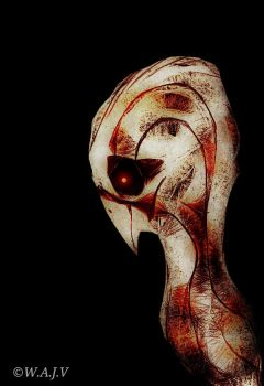 Bird from Hell by Giorou