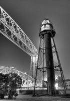 Duluth at Night HDR by MSVipers