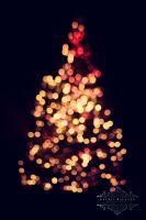 Christmas Bokeh by Sophie-Wieland