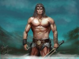 Barbarian by symbols3D
