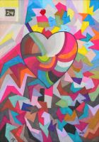 Heart 24 by Clangston
