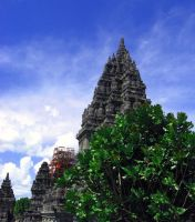 the power of prambanan by ecimarkuci
