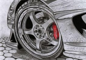 RX-7 Wheel by Arek-OGF