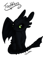 Chibi Toothless-ID by Tailwalker