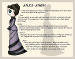 1875-1880 Fashion Card by lady-of-crow