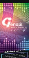 Baner genesis by JohnPaulART