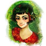 Amelie Poulain by MaxDaily