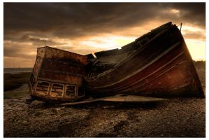 The Wreck 3 by Leeby