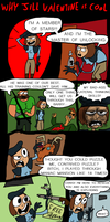 Why Jill Valentine Is Cool by EggHeadCheesyBird