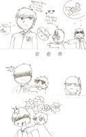 Harry Potter RP doodle comic by KitsPokePeople