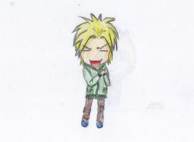 Chibi (Mark Crilley) by TBLF