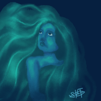 Mermaid by SamanBrosefineIzzle