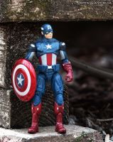 Captain America - The Avengers by FordGT