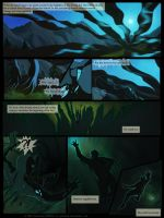 Remnants - promo comic pg 1 by Sythgara
