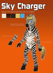 Sky Charger Ref by FoxTone
