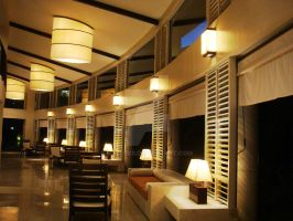 One Serendra Lobby by lovexvii