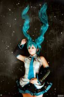 Just a dream / Hatsune Miku by JuTsukinoOfficial