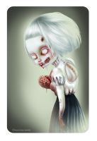 Pastel Bleeding - Viral Infection by mai-coh