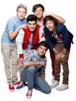 one direction png by bernadett98
