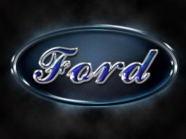 Ford Logo by Xiox231