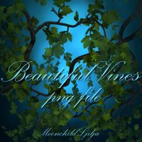 Beautiful Vines png by moonchild-ljilja