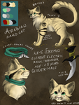 Eremus- Reference Sheet by shaphko47