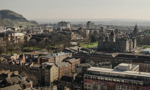 Edinburgh by mrocznaarty