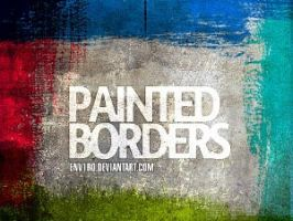 Paint Borders by brushads