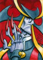 Jedah Sketchcard by Chad73