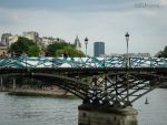 Outside of the Pont des Arts by EUtouring