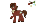 New Pony Sona - Unnamed by SuperRandumm