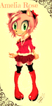 ::Amy Rose:: by Pearloddyssey