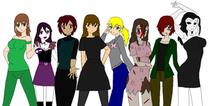 Girl Power [Creepypasta] by ColetteBrunel179